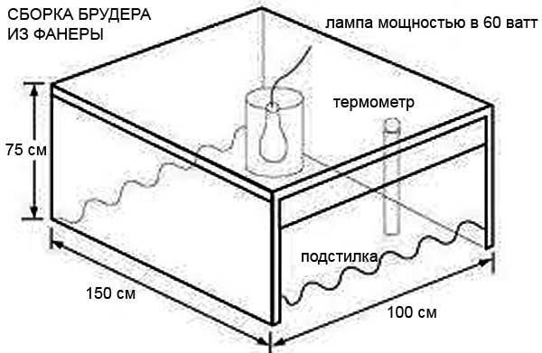 Схема сборки