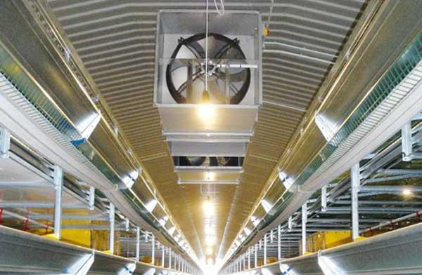 Промышленные системы вентиляции