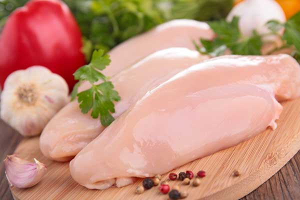 Куриное филе со специями